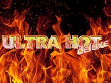 Азартная игра Ultra Hot Deluxe с яркими и простыми графическими решениями